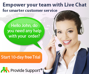 Empower your team with Live Chat for smarter customer service