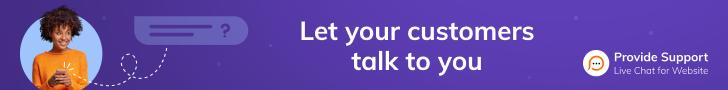 Torne o seu serviço ao cliente incrivelmente rápido e eficiente com uma ferramenta de Bate-papo ao vivo profissional